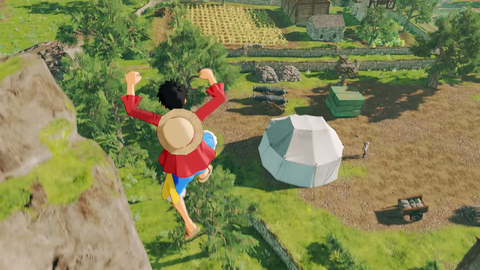 PS4(R)「ONE PIECE WORLD SEEKER」ティザーPV screenshot (6)