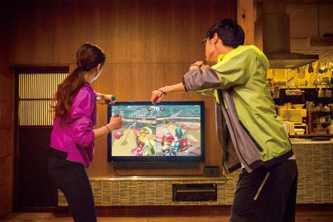 ニンテンドースイッチ TVモード