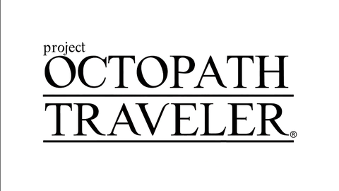 オクトパストラベラー ロゴ