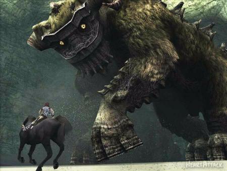 ワンダと巨像 第二の巨像