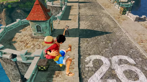 PS4(R)「ONE PIECE WORLD SEEKER」ティザーPV screenshot (16)