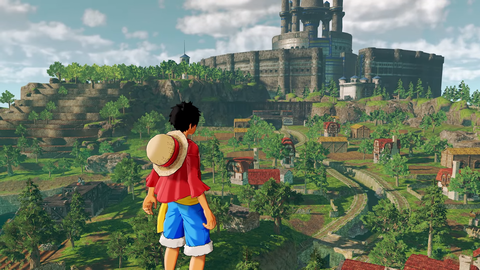 PS4(R)「ONE PIECE WORLD SEEKER」ティザーPV screenshot (0)