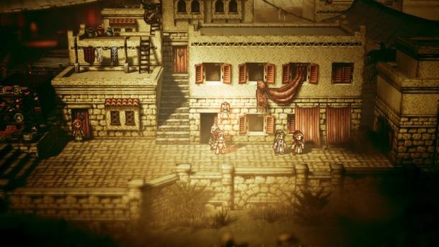 【オクトパストラベラー】このゲームで詰むのはフィリスの門はいってからのセーブくらいじゃね?