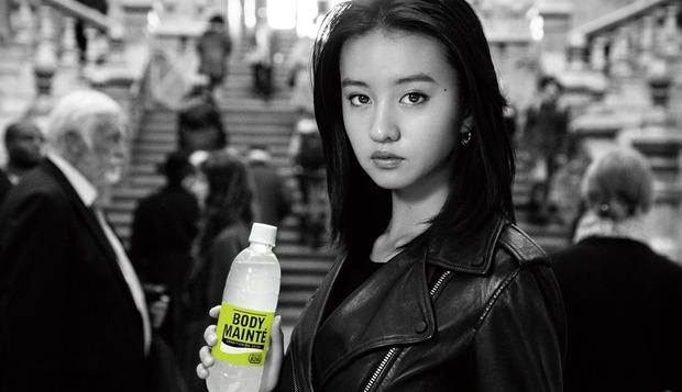 【モデル】木村拓哉の次女・Koki,、初のTVCM出演が決定!大塚製薬の新ブランド飲料