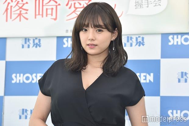 タレントの篠崎愛さん「世界で最も美しい顔100人」にノミネート