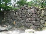 小諸城 二の門跡