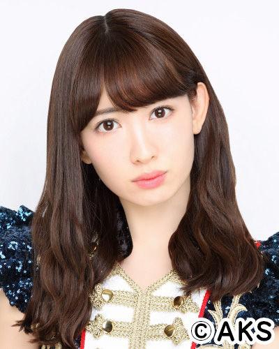 2016年AKB48プロフィール_小嶋陽菜