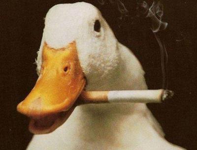 わえタバコ