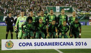 ブラジルサッカー選手の乗った旅客機墜落
