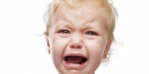 泣いてる赤ん坊2