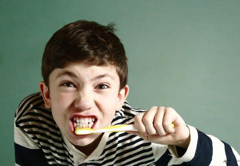 歯磨き大事