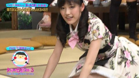 【AKB48】27時間テレビ 渡辺麻友の頭を蹴った加藤浩次に殺害予告が殺到し炎上wwwwwwwwww