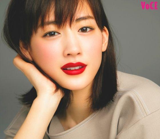 """【話題】綾瀬はるか、2018年""""最も美しい顔""""に選出!※画像あり"""