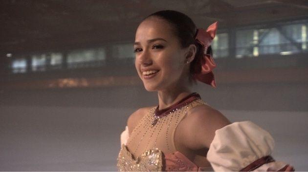 【話題】アリーナ・ザギトワ選手、日本のテレビCM初出演!「まどマギ」まどか風衣装で魔法少女に変身!※動画あり