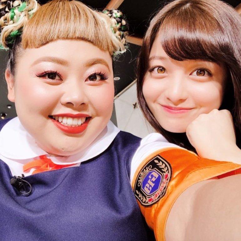 【悲報】橋本環奈と渡辺直美が「ゴチ」クビ?!「ぐるぐるナインティナイン」