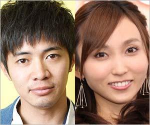 【話題】〈吉木りさ〉ウエディングドレスで和田正人との2ショット披露「本日、結婚披露宴」 ※画像あり
