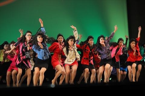 【話題】<バブリーダンスの登美丘高校>今度は映画とコラボ!ヒュー・ジャックマン『グレイテスト・ショーマン』PV公開!! ※動画あり