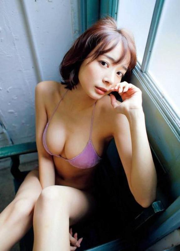 岡田紗佳(23)Gカップがエロすぎるモデル兼プロ雀士ww【エロ画像】 表紙