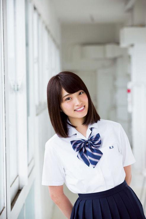永井理子(18)日本一かわいい女子高生に選ばれたがテラスハウス出てビッチ確定ww元モー娘。リーダー!ムッチリ巨乳に美肌がたまらんww【エロ画像】