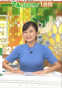 小島瑠璃子(23)着衣ニットの巨乳おっぱいが抜けるww【エロ画像】 表紙