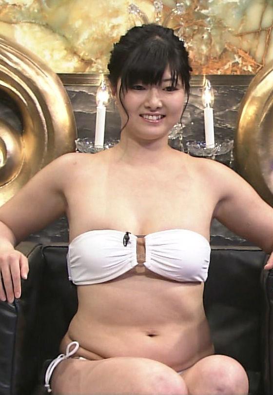 Hot spring模範生しずかちゃん(20)がだらしない体を地上波で公開☆☆【エロ画像】