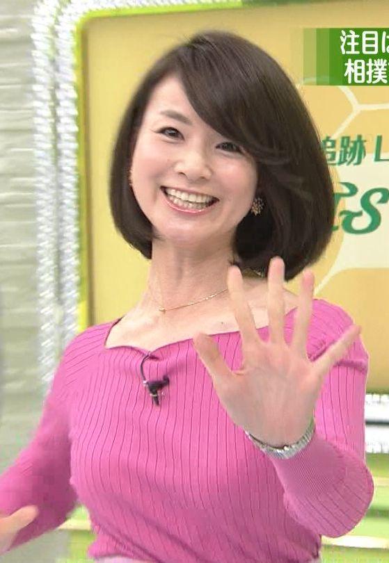 秋元玲奈アナ(31)着衣巨乳の乳揺れニットがけしからんエロキャプ画像 表紙