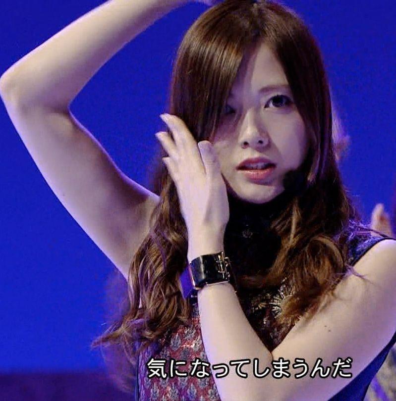 乃木坂46の新曲インフルエンサーのワキがたまらんエロキャプ画像 表紙