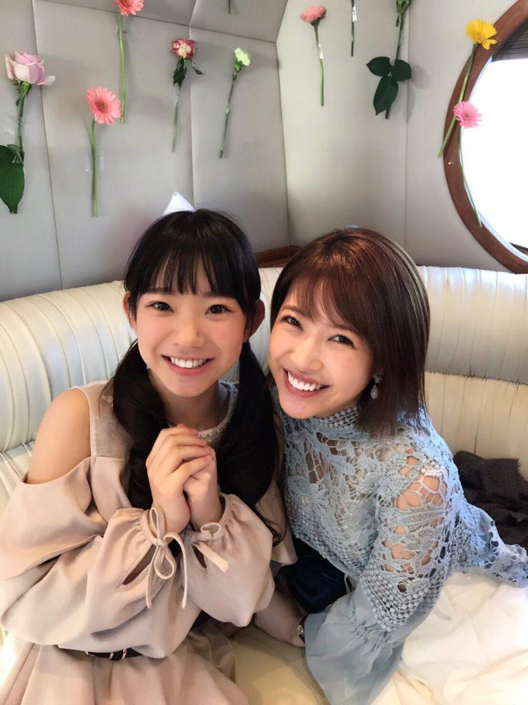 長澤茉里奈(21)合法美少女巨乳が芸能活動最高したぞ!!!!!!【エロ画像】