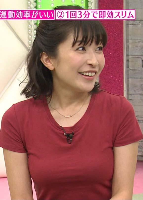 小野真弓(36)熟女の着衣ニット巨乳がなんかエロいww【エロ画像】 表紙