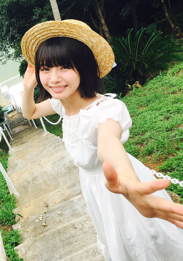 NMB48市川美織(23)ロリ受け抜群美少女の「妹とデートなう」が話題にww【エロ画像】 表紙