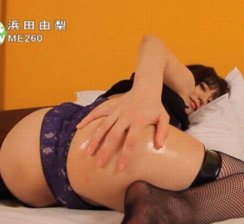 浜田由梨(25)お下半身好きにはたまらんFカップ有名人★★日テレジェニックに選出されてたんだな★★★《エロ画像》