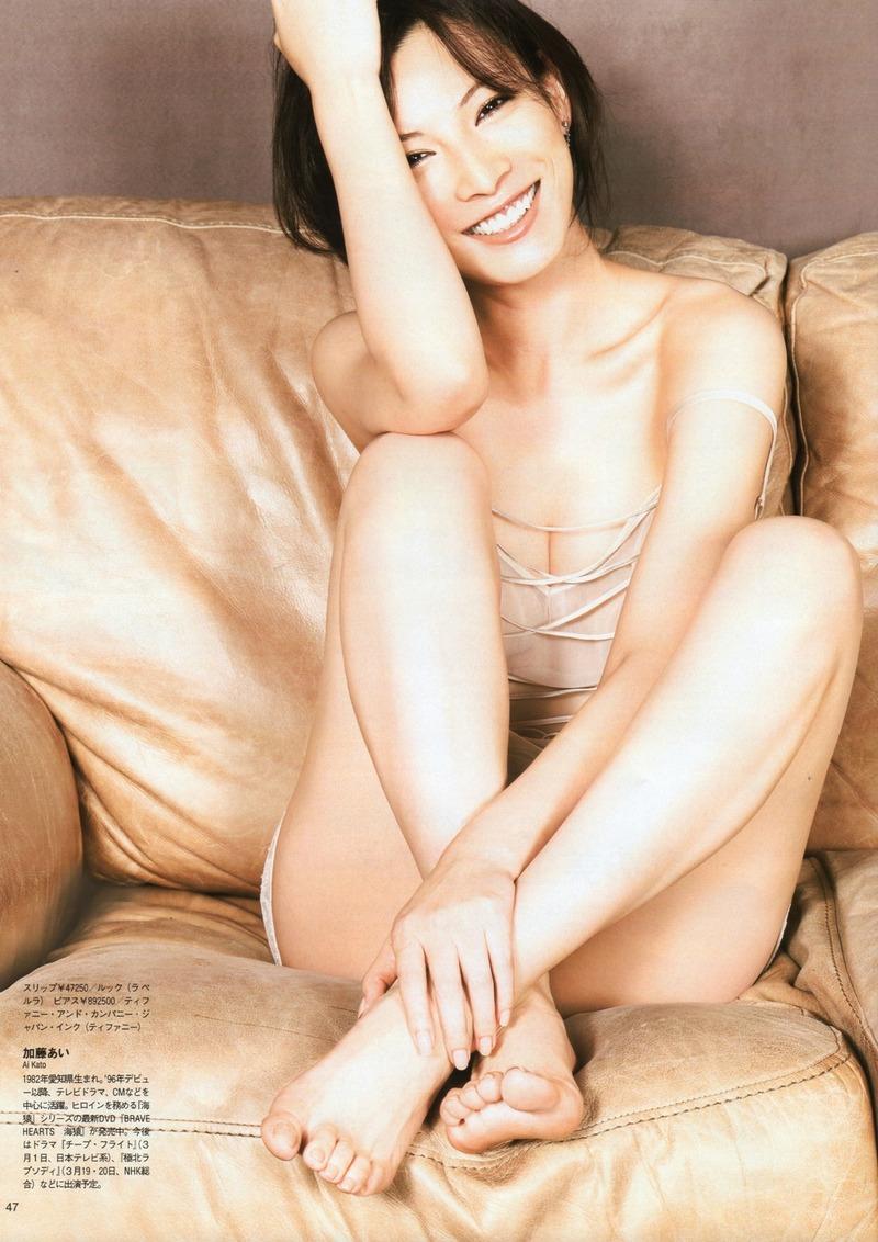 加藤あい(35)第二子出産したが美人でエ□い