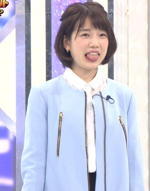 弘中綾香アナ(25)の色白ムチムチ太ももと部屋着姿がエロ可愛い!小動物のような愛くるしさ【エロ画像】