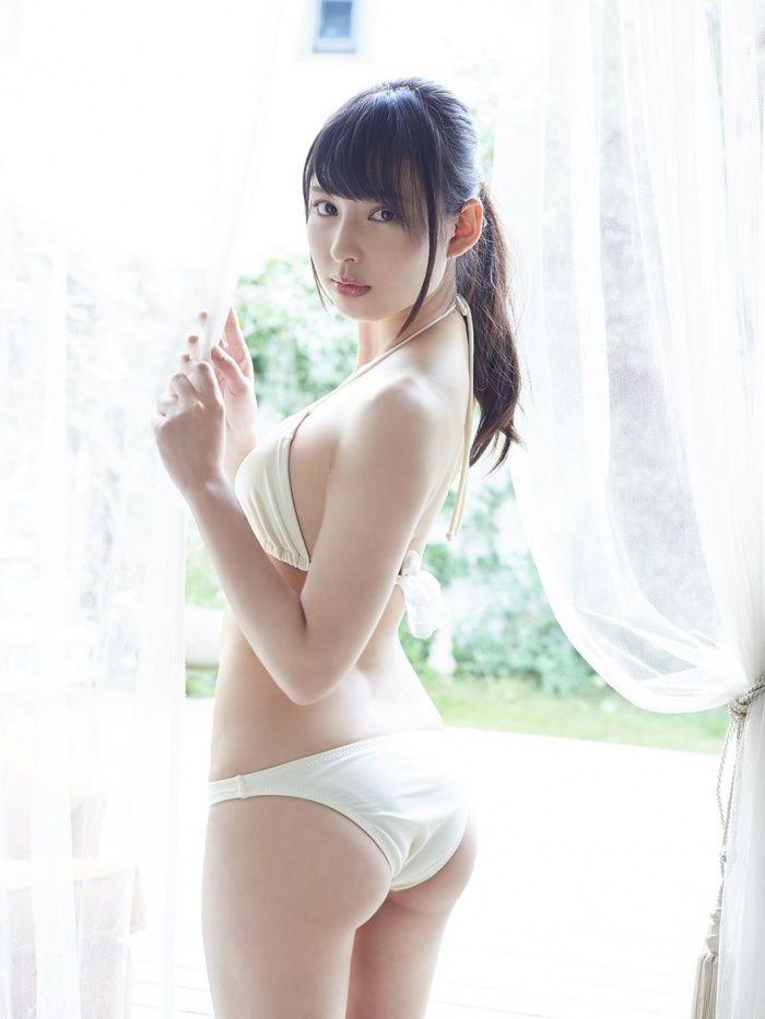 マジパン沖口優奈(19)パイデカ胸チラにぽちゃお下半身がぐうシコ!!!!【エロ画像】
