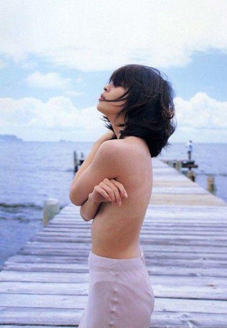 [お宝NAVI] 水野美紀(42)第一子懐妊したみたいなので過去の裸体濡れ場エロ画像☆☆