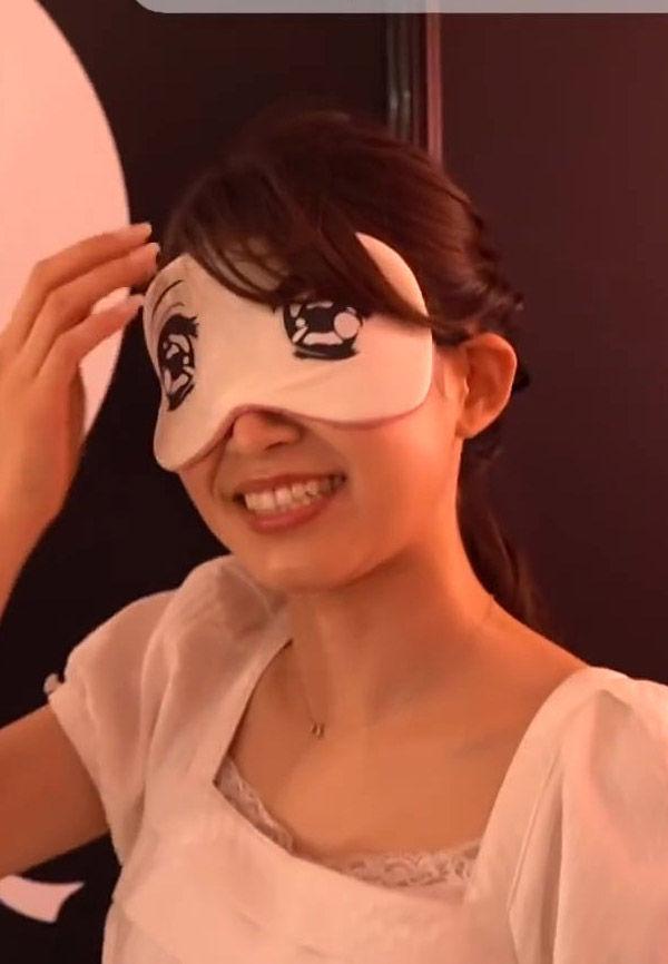 大家彩香アナ(29)のにおい展での目隠し姿がなんかエロいww【エロ画像】 表紙