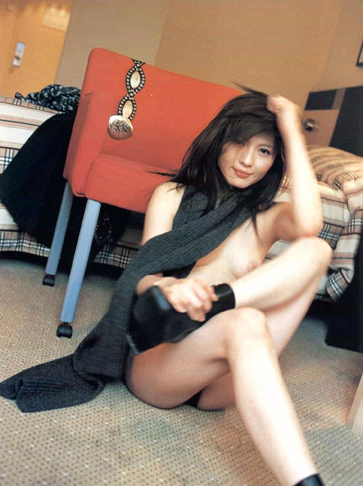 再婚した喘ぎ声の可愛い女優・三浦理恵子(42)のヌード画像がエ□過ぎる!