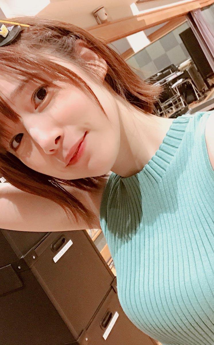 内田真礼(28)とかいう美人声優の着衣ニットがぐうシコww【エロ画像】 表紙