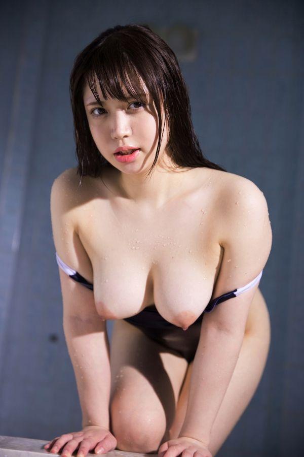 真東愛 (20)Iカップのムチムチグラドルのヌード!wwデブ寸前だがフェチにはたまらない模様ww【エロ画像】