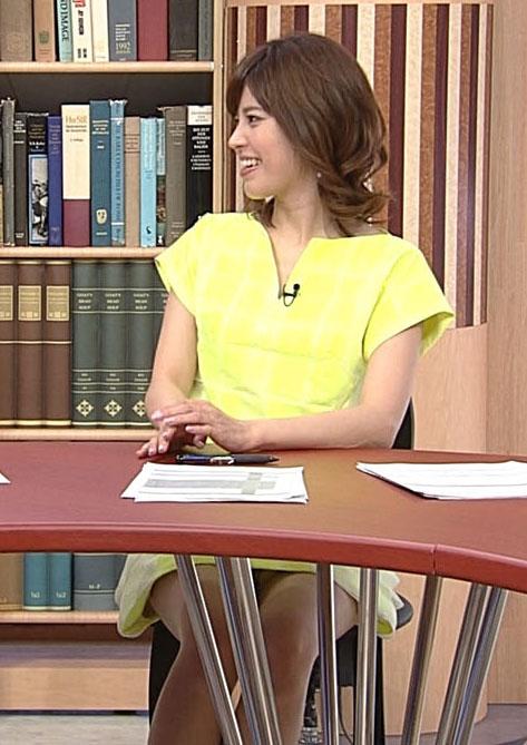 神田愛花アナ(38)淫行日村の嫁のパンチラが抜けるww【エロ画像】