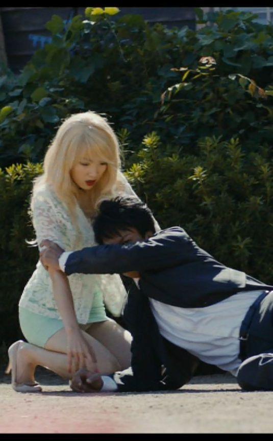 元KARA知英【ジヨン】(22)が暗殺教室で美足ミニスカモロパン☆☆《エロ画像》