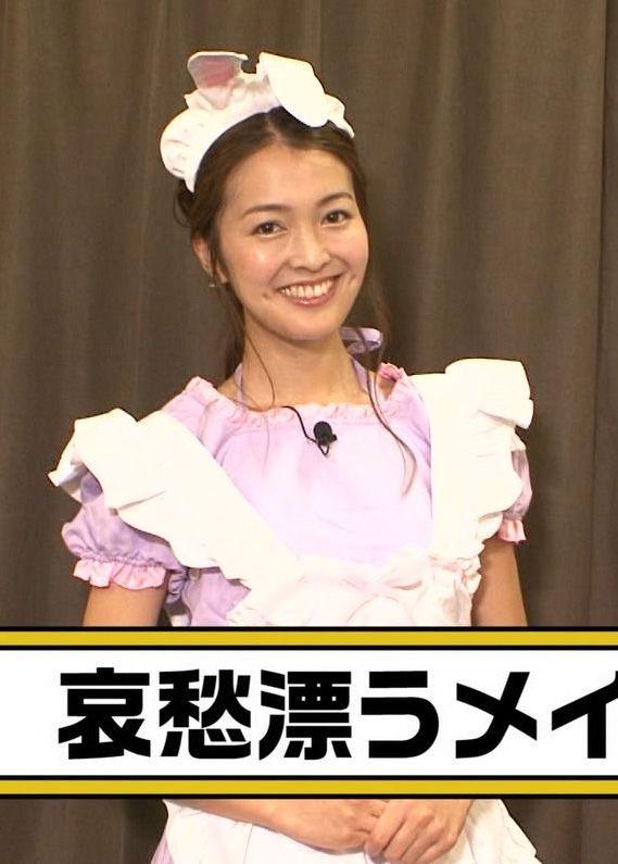 福田典子アナ(26)女子アナのメイドコスが妙に抜けるww【エロ画像】 表紙