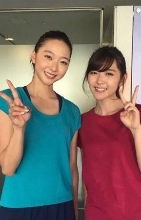 畠山愛理(23)&鈴木愛理(23)の股間パックリ開脚キャプが抜けるww【エロ画像】 表紙