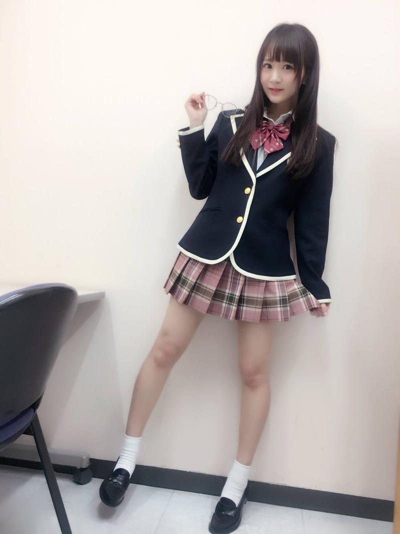 浜田翔子(31)年甲斐もなく抜ける制服コスで変態IVの宣伝ww【エ□画像】