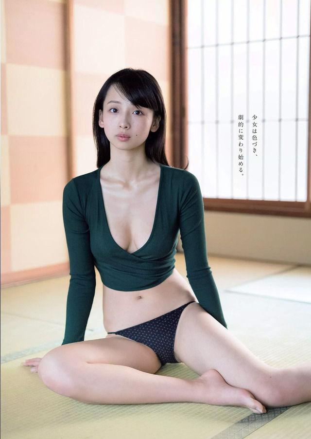 華村あすか(18)の細身美体がヌけるwwww(えろ写真)