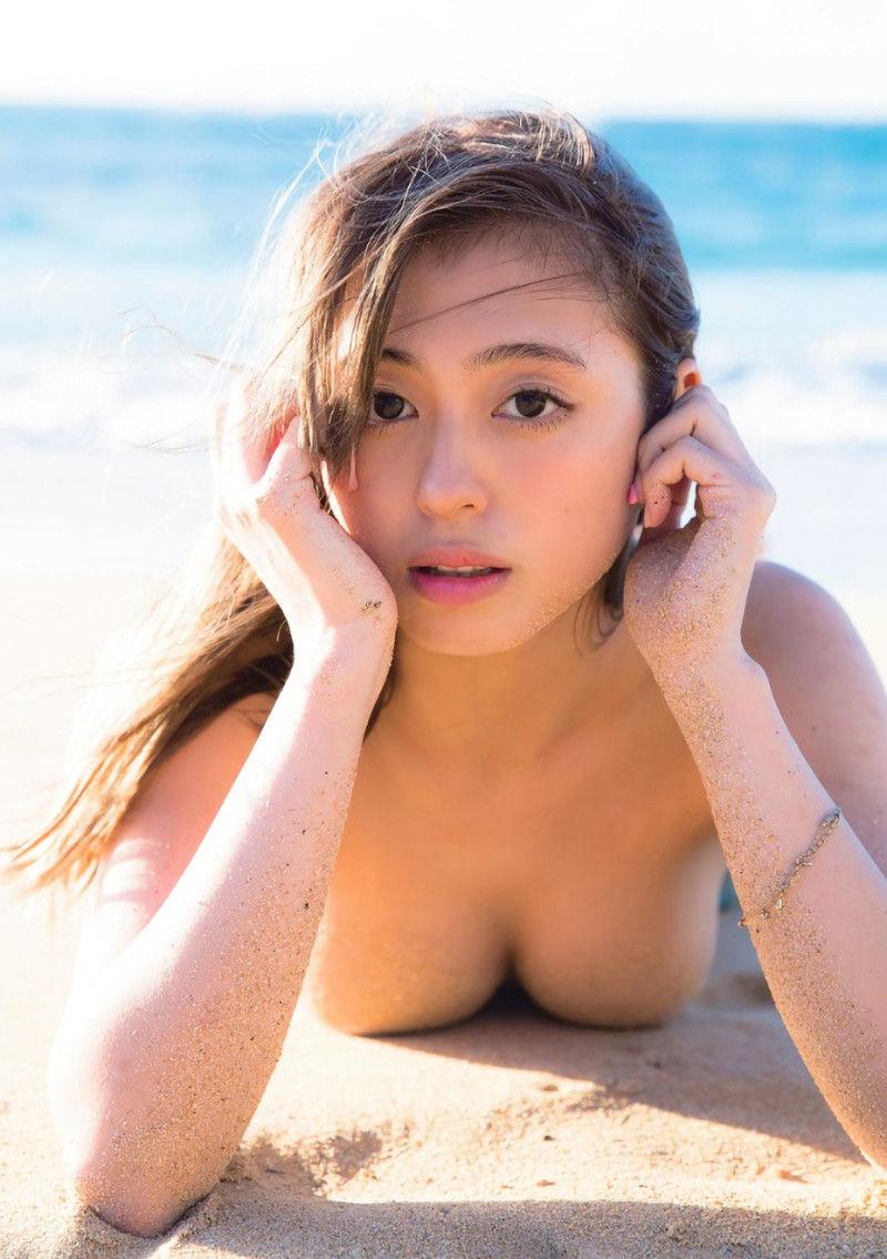 大川藍(23)Eカップに豊胸疑惑もある彼女の過去と現在のエ□画像ww