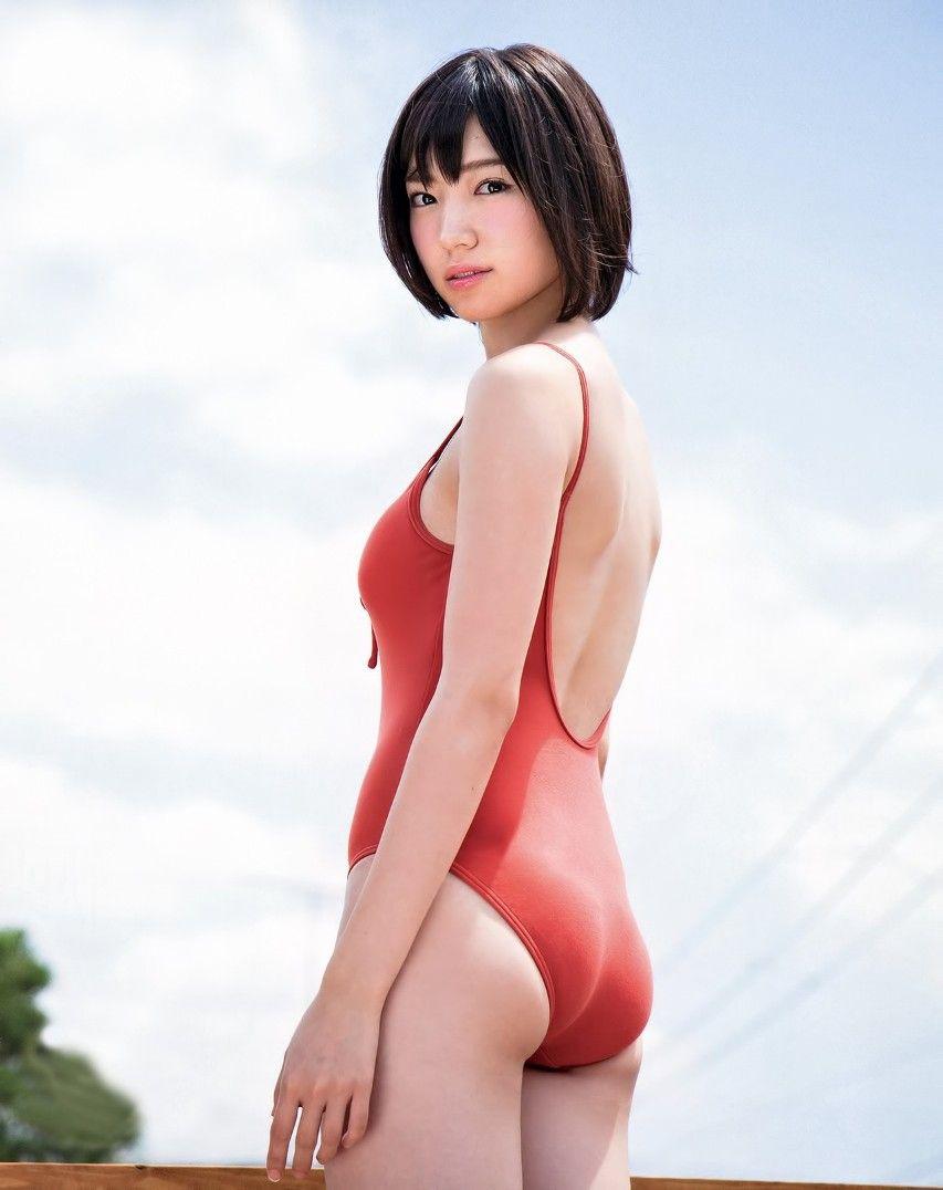 NMB太田夢莉 (17)10代小娘とは思えぬ色っぽいなミズ着姿…下着姿に見えてきてえろいンゴwwww(えろ写真)
