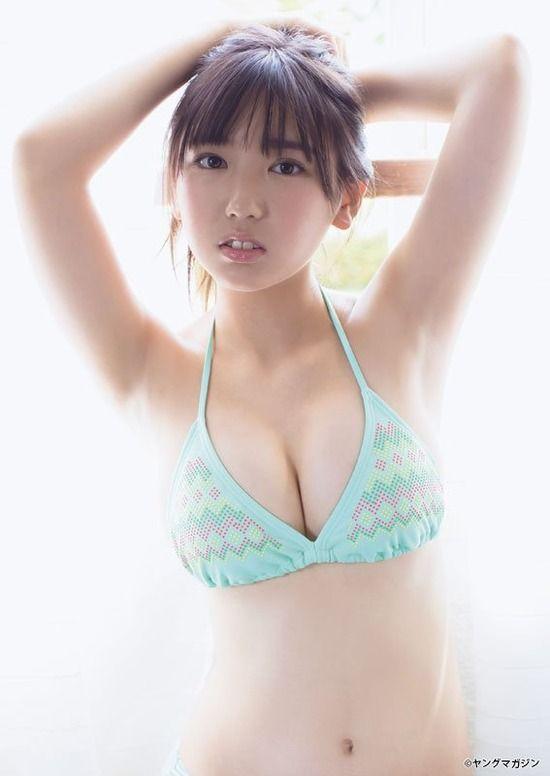 沢口愛華(15)ミスマガジン2018グランプリの水着グラビアがぐうシコww【エロ画像】 表紙