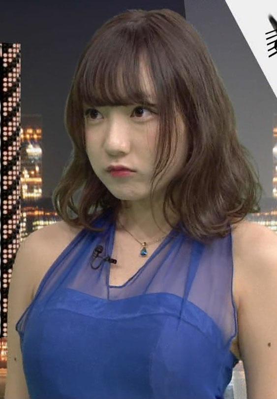夢見るアドレセンス・京佳(17)Fカップを地上波で披露ww【エロ画像】