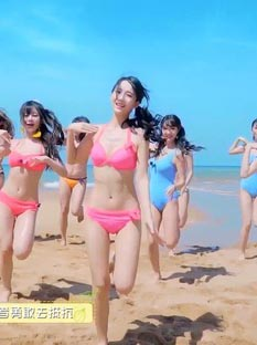 SNH48の水着姿のMVがくっそエロいww【エロ画像】 表紙